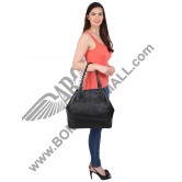 MKcolab Black HandBag
