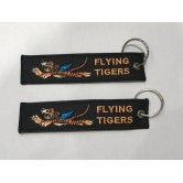 FLYING TIGERS BAG TAG