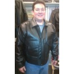 United Uniform Leather Jacket