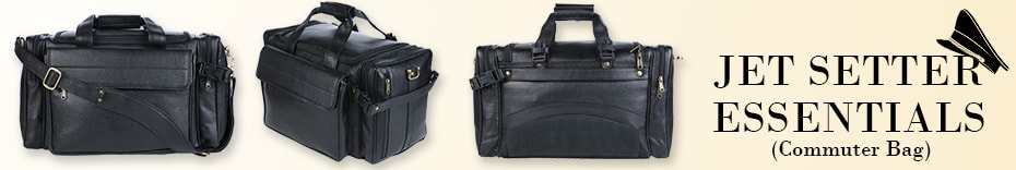 Leather Pilot Bags
