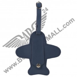 Aeroplane luggage tag