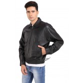 Light Weight Pilot Leather Jacket