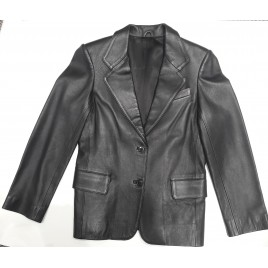 Womens Two Button Blazer