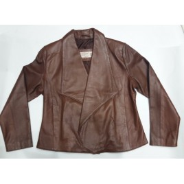 Womens Big Lapel Jacket