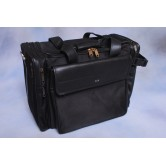 Regular Airside Pilot/Commuters Leather Bag