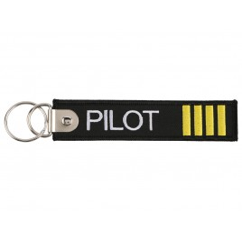 PILOT EMBROIDERED BAG TAG
