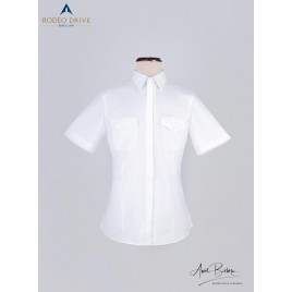 WOMEN CORPORATE PILOT SHIRT STANDARD SIZE