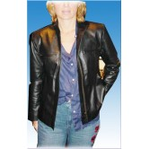Andrea Style - Womens Leather Jacket