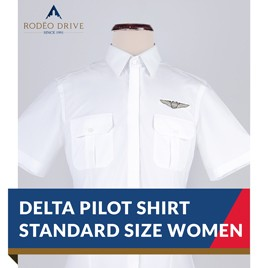 DELTA CUSTOM PILOT SHIRT WOMEN