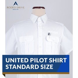 UNITED CUSTOM PILOT SHIRT