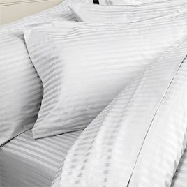 Egyptian cotton 1000 count bed sheets KING