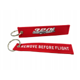 Red 320 Tag - Remove Before Flight Tag