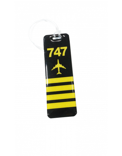 747 4 BAR TAG DOMING