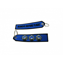 INDICATOR TAG BLUE