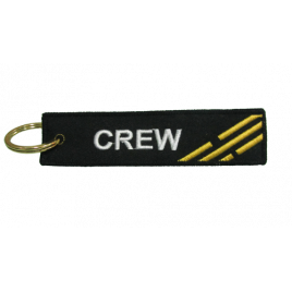 CREW GOLD STRIPE