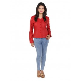 Red ChanL Jacket