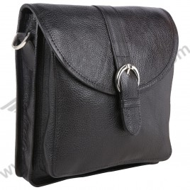 Brahmin Black Cross Body Handbag