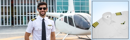 Welcome Aboard To Learn The Secrets Behind The World's Best Pilot Shirts